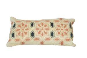 Embroidered Cushion – Islamic Geometry 60x30