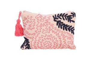 MAKEUP BAG-Red