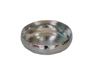 Thin Silver Plate (Large)