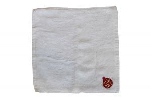 Pomegranate Towel - Red